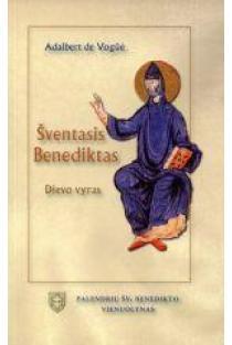 Šventasis Benediktas | Adalbert de Vogue