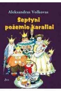 Septyni požemio karaliai | Aleksandras Volkovas