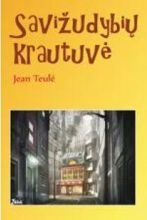 Savižudybių krautuvė | Jean Teulé