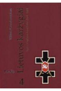 Lietuvos karžygiai. Vyties Kryžiaus kavalieriai (1918-1940), 4 dalis, M-Po | Vilius Kavaliauskas