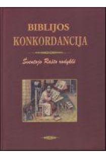 Biblijos konkordancija (Šv. Rašto rodyklė ) | Par. Tomas Mačeliūnas
