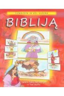 Sumaišyk ir vėl surink Bibliją | Sally Ann Wright, Toni Goffe