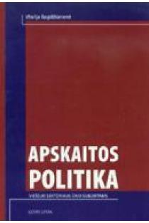 Apskaitos politika viešojo sektoriaus ūkio subjektams | Vitalija Bagdžiūnienė