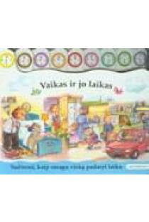 Vaikas ir jo laikas (kartoninė knyga) | Liuda Petkevičiūtė