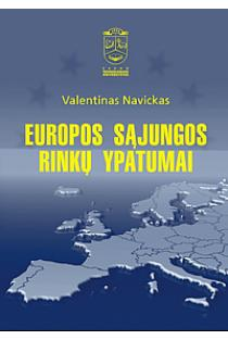 Europos Sąjungos rinkų ypatumai | Valentinas Navickas