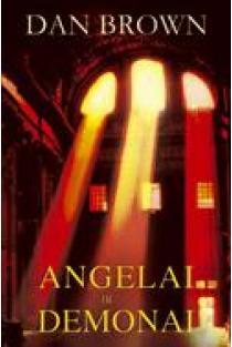 Angelai ir demonai | Dan Brown