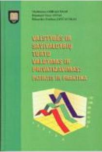 Valstybės ir savivaldybių turto valdymas ir privatizavimas: patirtis ir praktika. 2 knyga | Vladimiras Obrazcovas ir kiti
