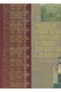 Plungės dekanato sakralinė architektūra ir dailė. III knyga | Sud. Adomas Butrimas