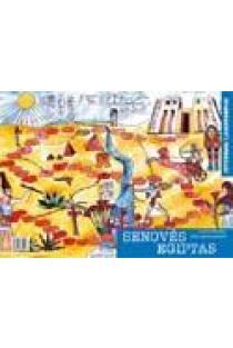 Istoriniai periodai. SENOVĖS EGIPTAS + B2 formato plakatas | J. Banytė, V. Vyšniauskienė