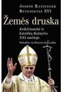 Žemės druska | Joseph Ratzinger / Benediktas XVI