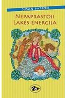 Nepaprastoji Lakės energija | Susan Patron