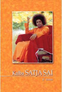 Kalba Satja Sai, II tomas | Satja Sai Baba