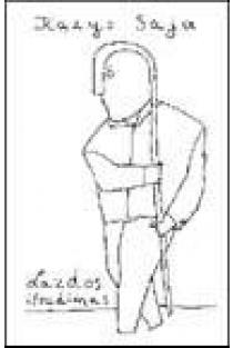Lazdos išradimas | Kazys Saja