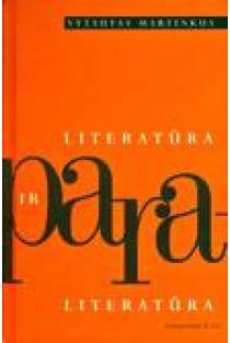 Literatūra ir paraliteratūra | Vytautas Martinkus