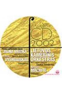 Auksinis diskas 2002 (CD) |