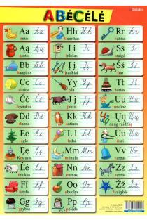 Lietuvių kalbos abėcėlė (dalijamoji medžiaga, A4) |