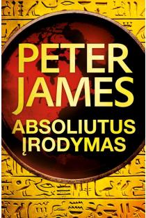 Absoliutus įrodymas | Peter James