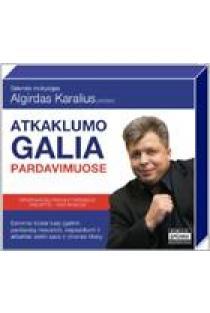 Atkaklumo galia pardavimuose (4 CD)   Algirdas Karalius