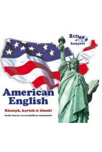 American English. Audio kursas (2 CD ir knygutė) |