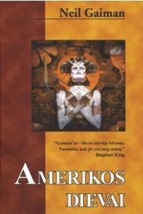 Amerikos dievai | Neil Gaiman