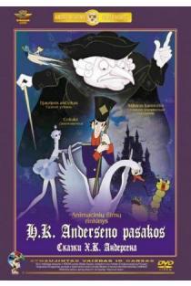 H. K. Anderseno pasakos (DVD) | Animacinis filmas