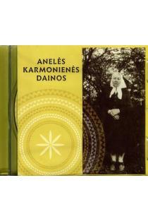 Anelės Karmonienės dainos (CD) |