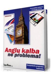 Anglų kalba – ne problema! |