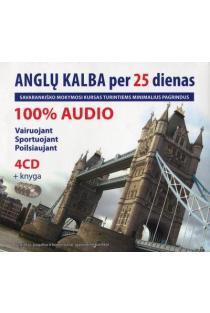 Anglų kalba per 25 dienas (4 CD viename MP3 + knyga) | Svajūnė Prielaidaitė ir kt.