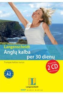 Anglų kalba per 30 dienų (su 2 CD) | Stuart Amor