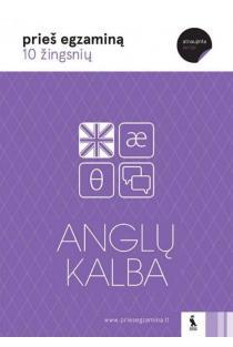 Anglų kalbos veiksmažodžiai. 10 žingsnių prieš egzaminą | Gediminas Liutkus