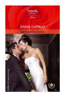 Santuokos įkaitai (Aistra) | Anna DePalo