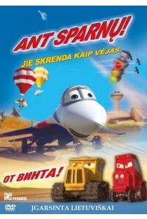 Ant sparnų! (DVD) |