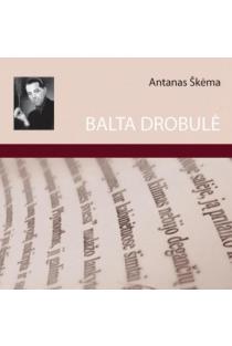 Balta drobulė. Audioknyga (CD) | Antanas Škėma