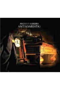 Antikvariatas (CD) | Andrius Kaniava (Keistuolių teatras)