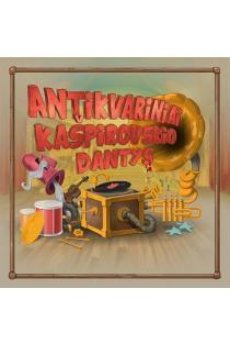 Antikvariniai Kašpirovskio dantys (CD) |