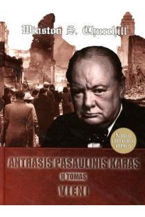 Antrasis pasaulinis karas. Vieni, II tomas | Winston S. Churchill