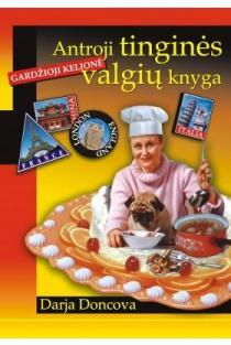 Antroji tinginės valgių knyga   Darja Doncova