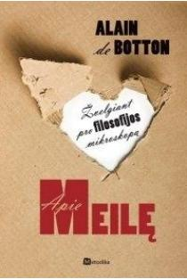 Apie meilę   Alain de Botton
