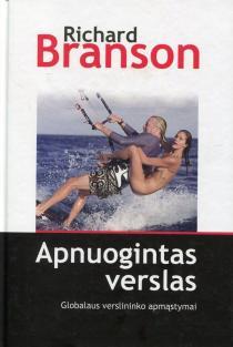 Apnuogintas verslas | Richard Branson