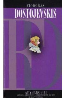 Apysakos. 2 tomas | Fiodoras Dostojevskis