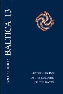 Archaeologica Baltica 13 |