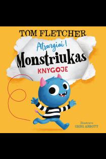 Atsargiai! Monstriukas knygoje | Tom Fletcher