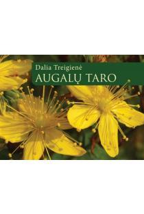 Augalų Taro (knyga + kortos) | Dalia Treigienė