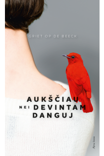 Aukščiau nei devintam danguj | Griet Op de Beeck