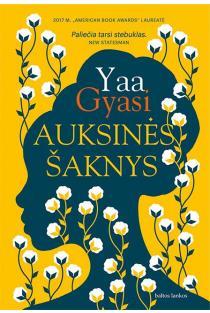 Auksinės šaknys | Yaa Gyasi