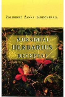 Auksiniai HERBARIUS receptai | Žanna Jankovskaja