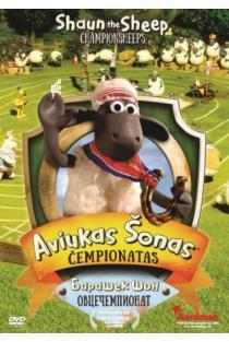 Aviukas Šonas. Čempionatas (DVD) |