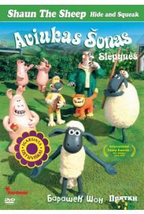 Aviukas Šonas. Slepynės (DVD)   Animacija, šeimai, vaikams