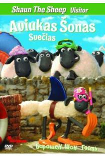 Aviukas Šonas. Svečias (DVD) | Animacinis filmas