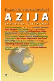 Pasaulio vietovardžiai. Azija, 2 dalis |